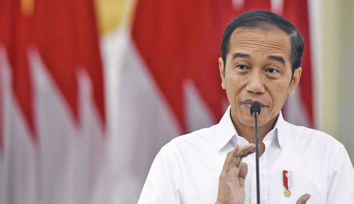 Jokowi doubles Indonesia's wealth fund goal to $200bn