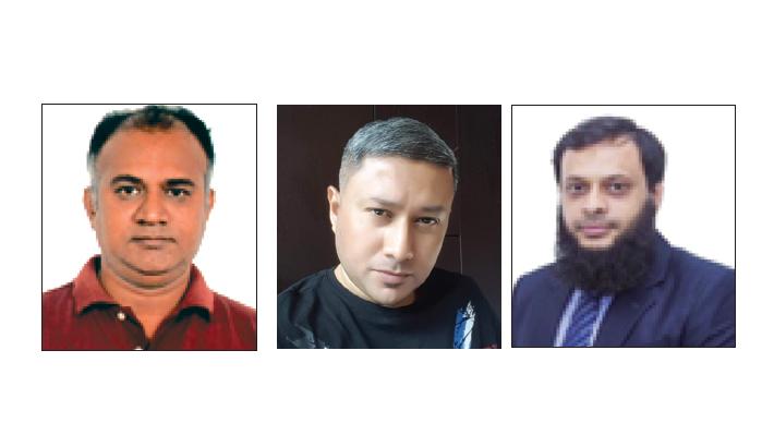 Navana gets three new high officials