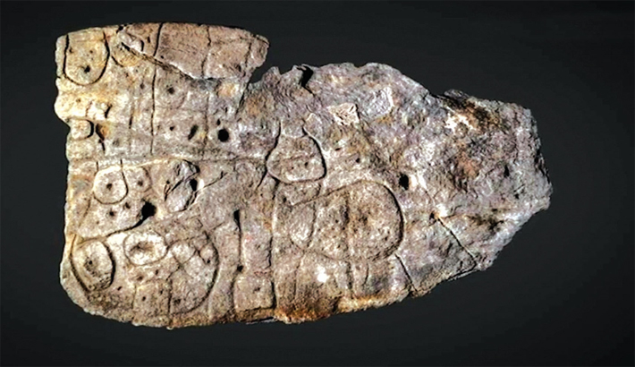 4,000-year-old carving is oldest map in Europe