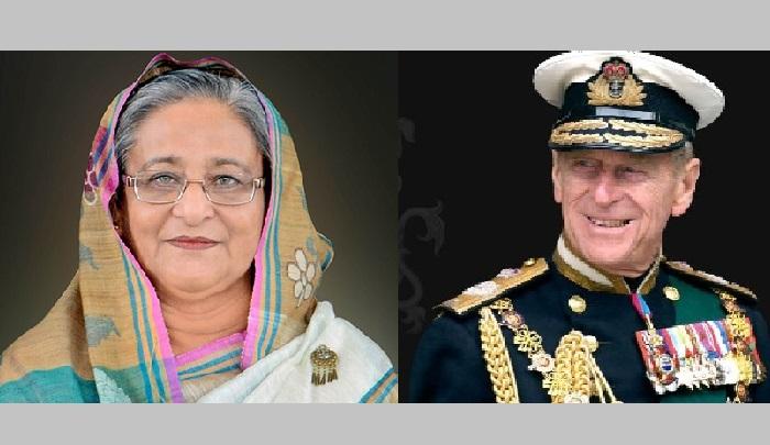 PM Hasina condoles demise of Prince Philip