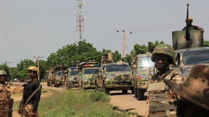Gunmen kill 11 Nigerian troops in central region: army