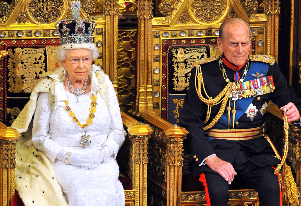 Queen Elizabeth II's husband Prince Philip: the strength behind the crown