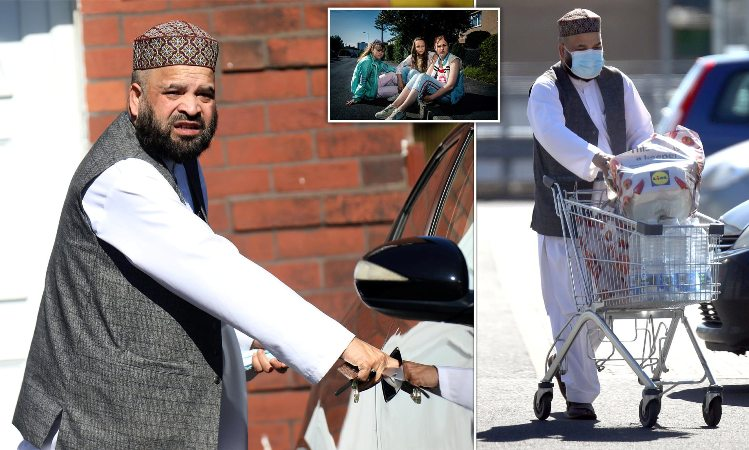 Convicted Rochdale grooming gang boss tells of his surprise that he hasn't been deported to Pakistan six years after jail release