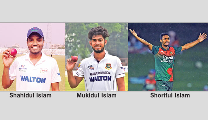 Three new faces in Tigers' preliminary squad