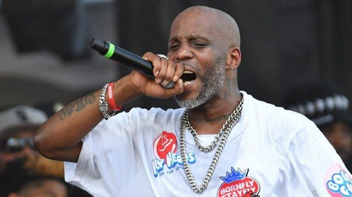 American rapper and actor DMX dies aged 50