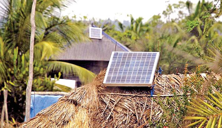 Solar power illuminates 2cr marginal people