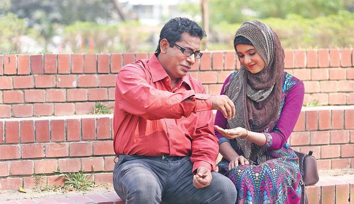 Mosharraf, Payel's 'Aim In Life'