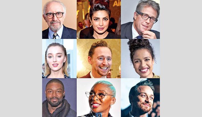 BAFTA 2021: Priyanka, Grant, Hiddleston and others to present awards