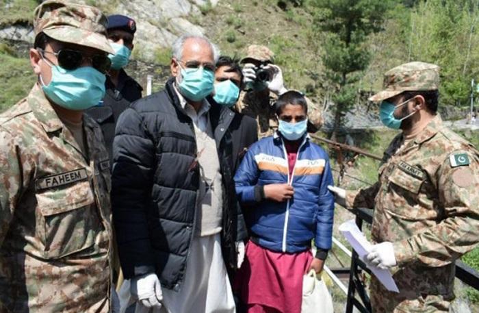Jammu and Kashmir: Indian Army repatriates Pakistan boy in Karnah sector