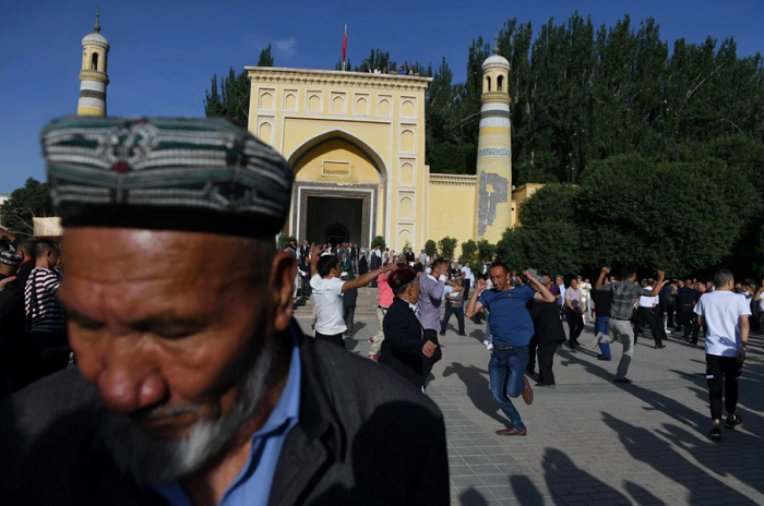 China accuses Turkish politicians of 'inflating the arrogance of terrorists' in row over Xinjiang tweets