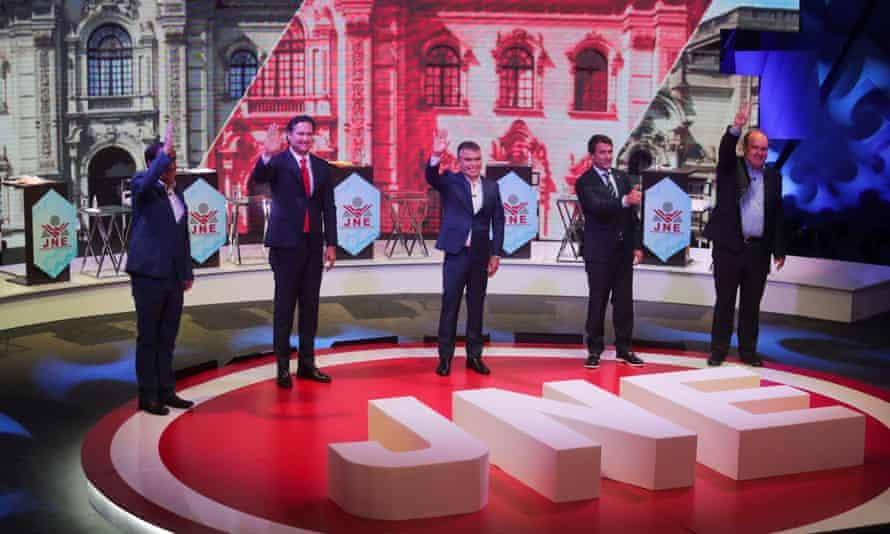 Voting begins in Peru's Presidential election