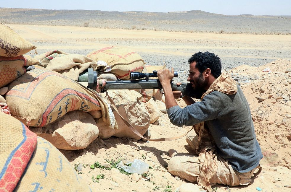 70 dead in fighting over Yemen's Marib: loyalist officials