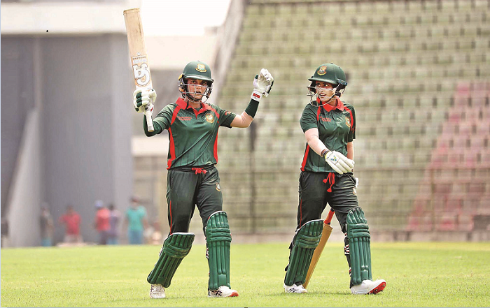 Nigar, Fahima star in another clinical win