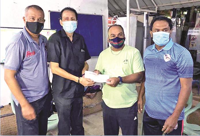 PITCH Foundation provides aid to Rubel, Nadir Shah