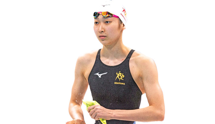 Japan swimmer Ikee misses individual Olympic spot