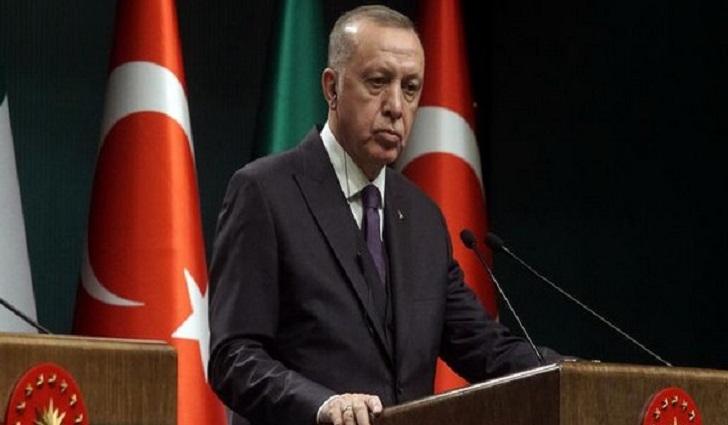 Ukraine-Russia crisis must be resolved peacefully: Erdogan