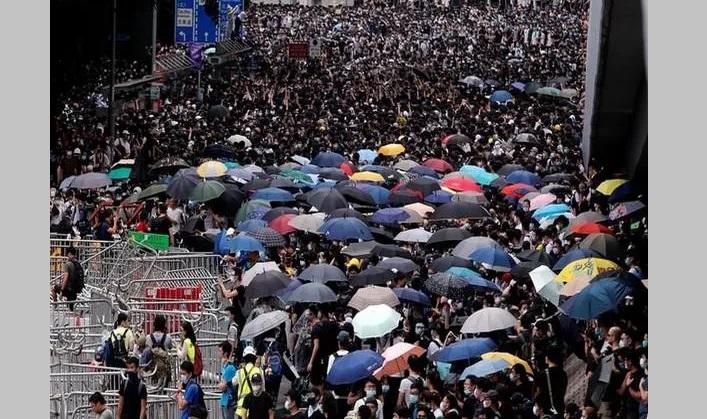 Hong Kong Police arrest over 10,200 over anti-govt protests in last 20 months