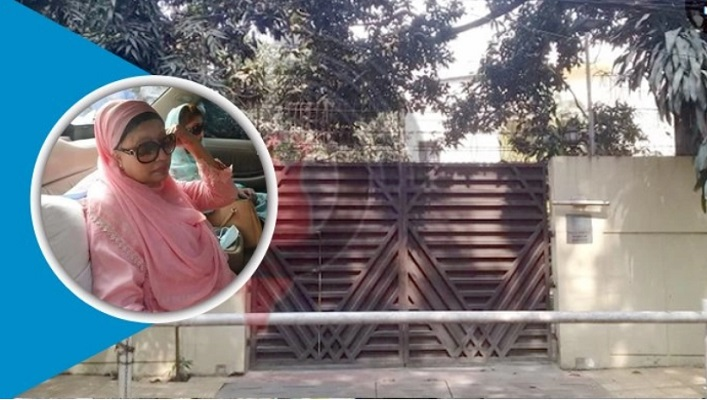 8 others of Khaleda Zia's residence Covid infected