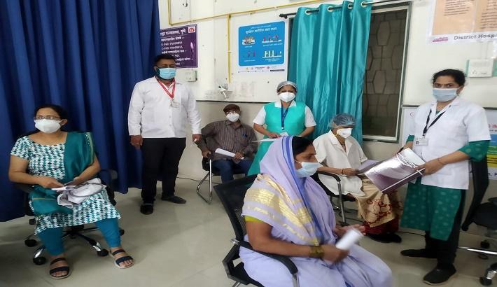 Covid-19: India vaccination crosses 100 million doses