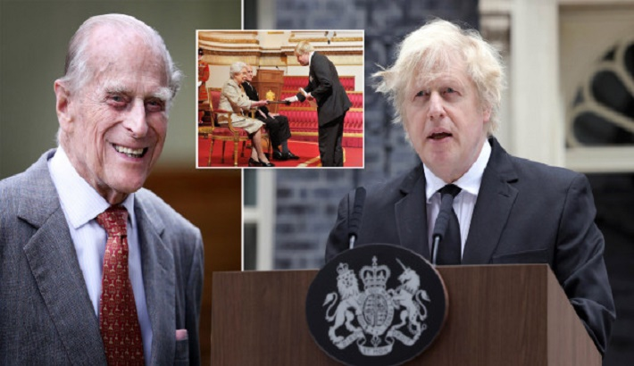 Prince Philip: UK PM Johnson will not attend the duke's funeral, No 10 says