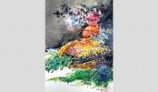 Art exhibition 'Flowing & Static' underway at Galleri Kaya