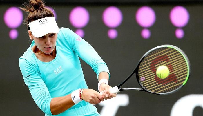 Kudermetova, Kovinic reach Charleston WTA final