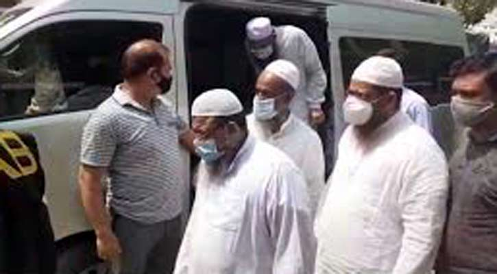 4 Hefazat leaders held over violence at resort in Sonargaon