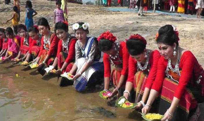 Boisabi festival begins with prayers for corona-free world