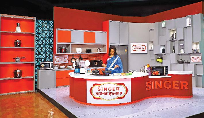 Singer Jhotpot Iftar show on NTV
