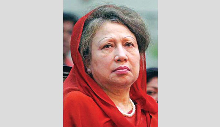 Khaleda infected with corona