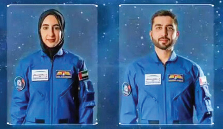 UAE names first female astronaut