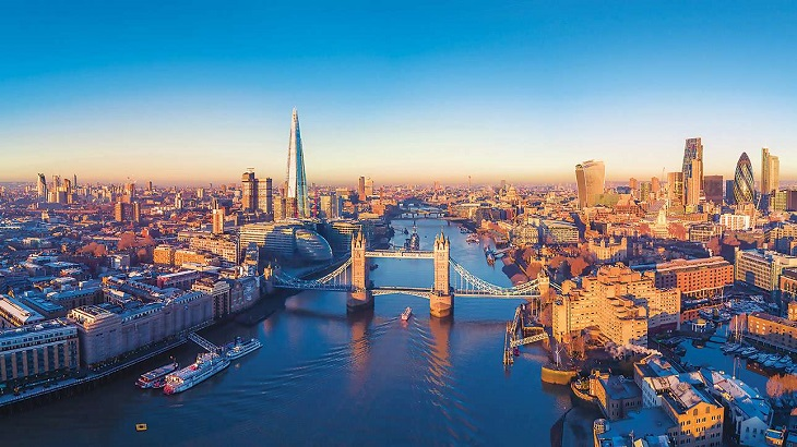 London wins 'super prime' property hot spot: survey