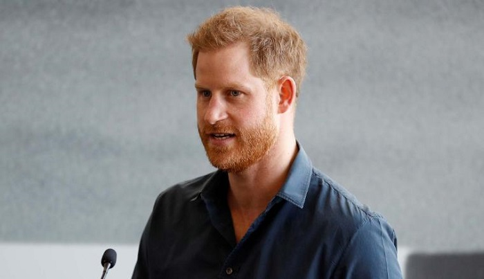 Prince Harry reported to have landed in UK ahead of Philip's funeral