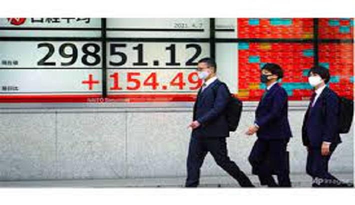 Asian markets retreat as traders await earnings season