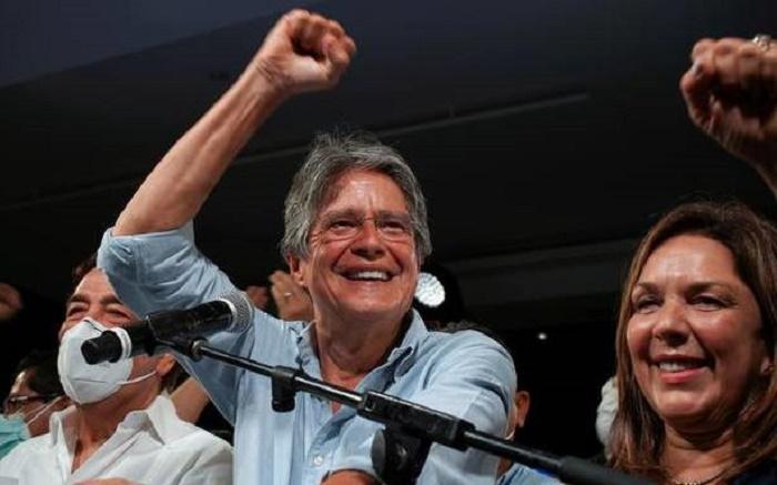 Lasso wins Ecuador presidency as Arauz concedes