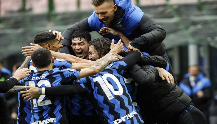 Serie A leaders Inter 'see the finish line' as Juve consolidate third