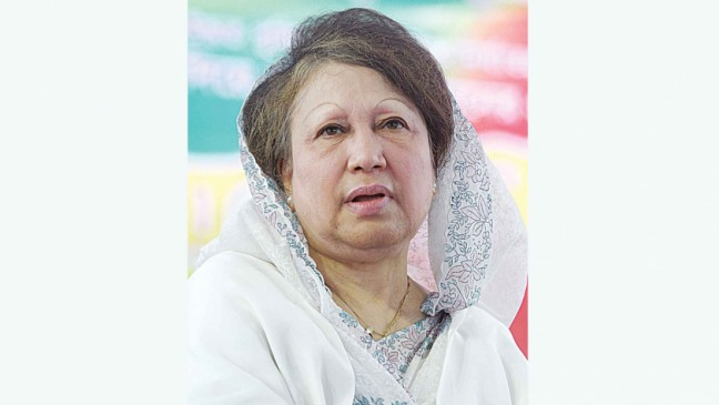 Doctors to examine Khaleda Zia's health this afternoon