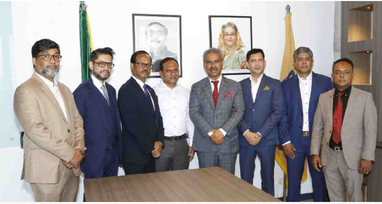 New BGMEA board takes charge