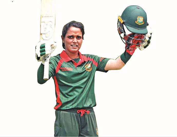 Risk-free cricket brings Nigar success
