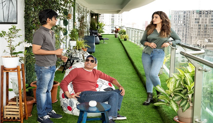 Akshaye Khanna,  Raveena Tandon to share screen for the first time in Vijay Gutte's Legacy