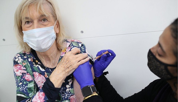 Covid vaccine: All over-50s and high risk groups offered first dose
