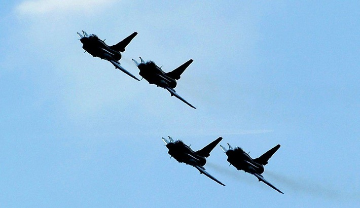 'Record number' of China jets enter Taiwan airspace