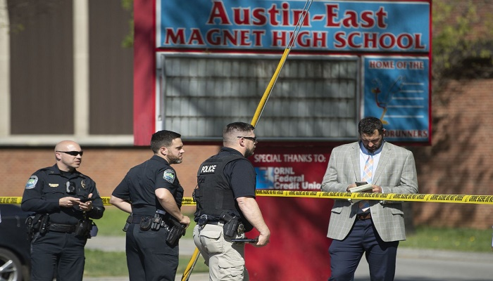 One dead in Tennessee school shooting: police