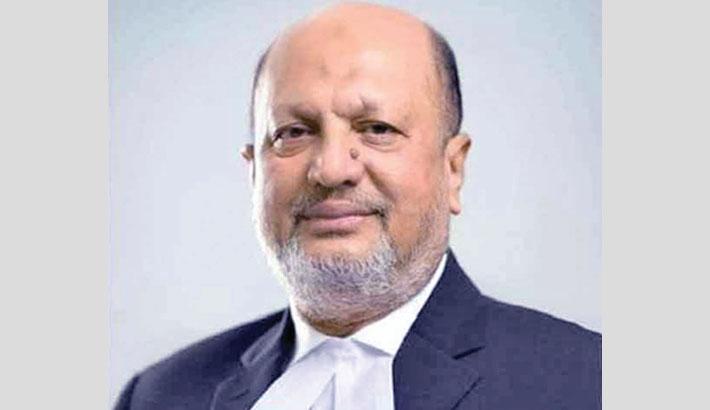 SCBA President Khasru on life support