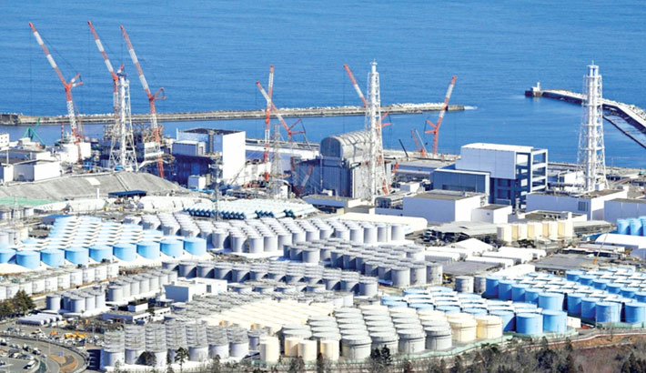 Japan approves release of Fukushima water into sea