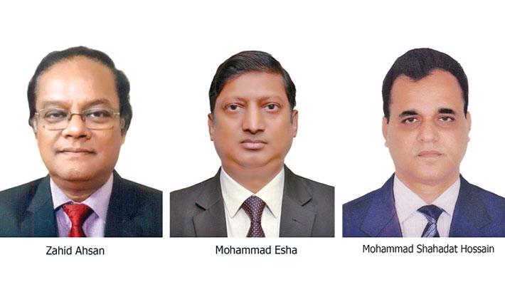 Pubali Bank gets 3 new DMDs