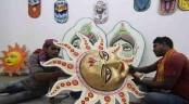 Pandemic dampens Pahela Boishakh celebrations in Bangladesh
