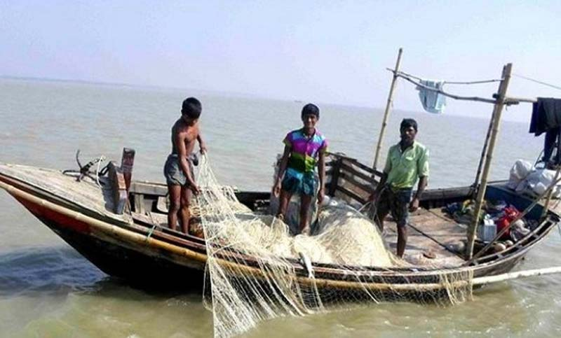 Fishing in sea banned for 65 days