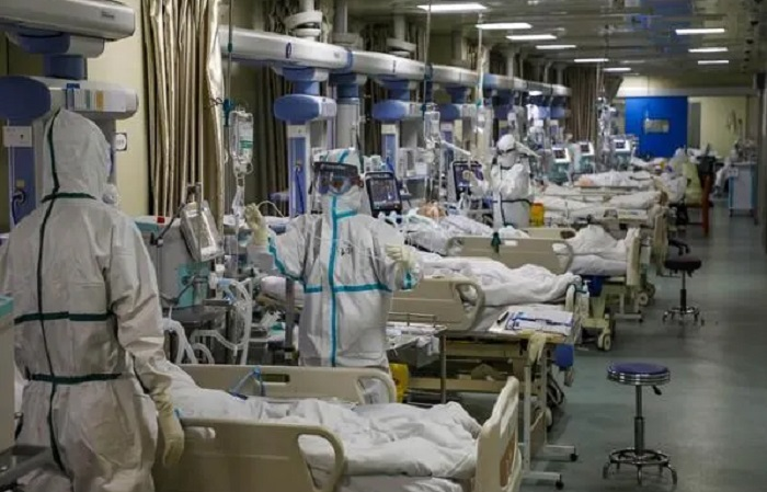 Lahore hospitals run out of oxygen supply amid rising coronavirus cases