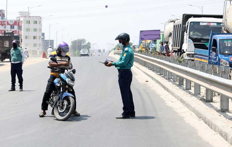 49 people fined in Bhola for breaching COVID-19 safety rules